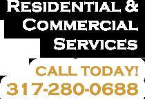 Call Advanced Termite at 317-280-0688