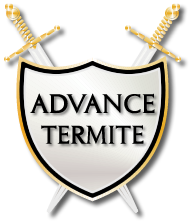 Advance Termite Logo